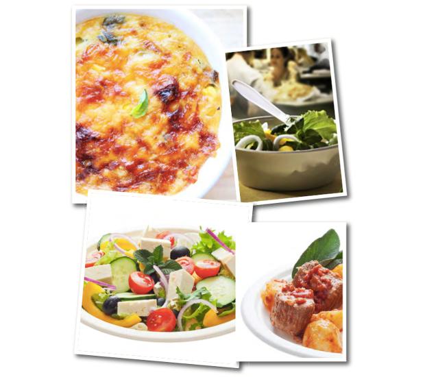 packaging per alimenti in cartone