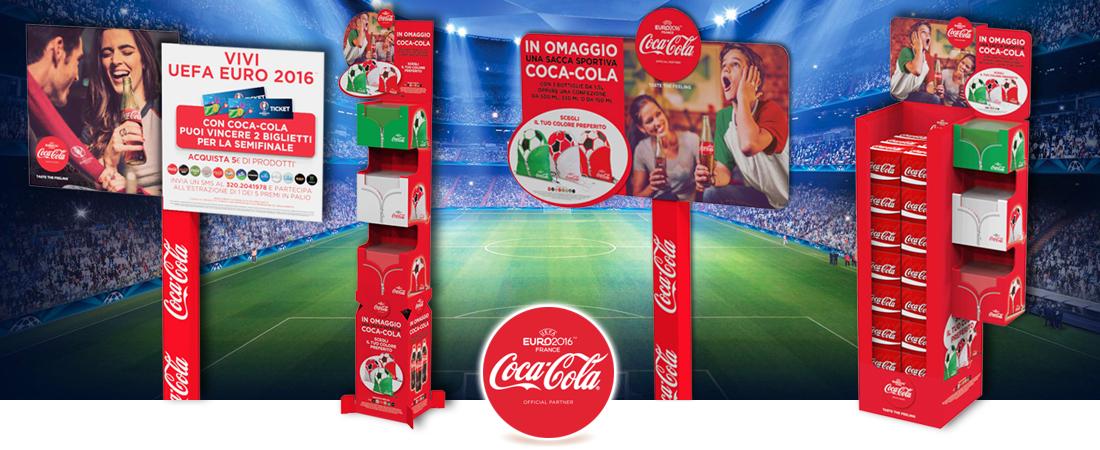 coca cola Euro2016 lic packaging