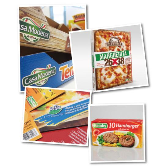 packaging personalizzato in cartone