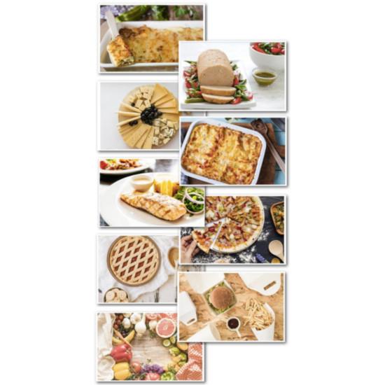 Packaging per alimenti, settori merceologici