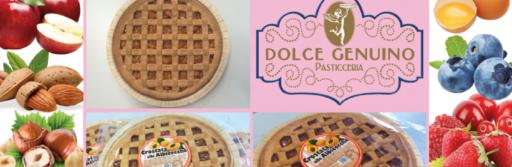 Dolce Genuino sceglie la forma di cottura Eco&Food per le sue torte