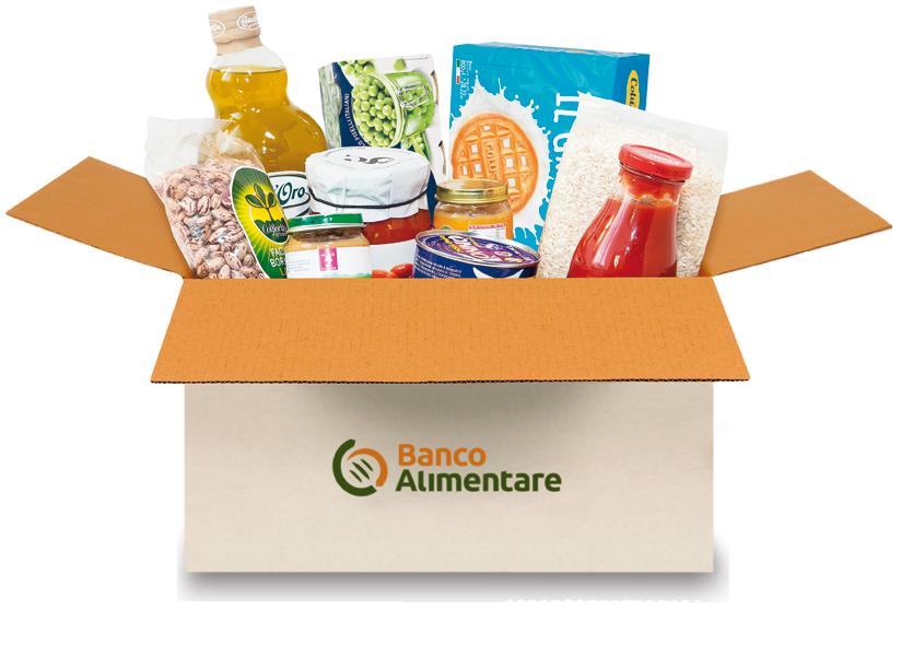 """Lic Packaging produce e dona le scatole di raccolta per il """"Banco Alimentare"""""""