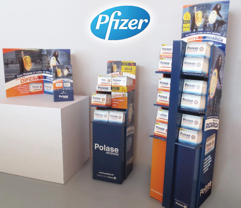 Pfizer Consumer HealthCare sceglie Lic Packaging
