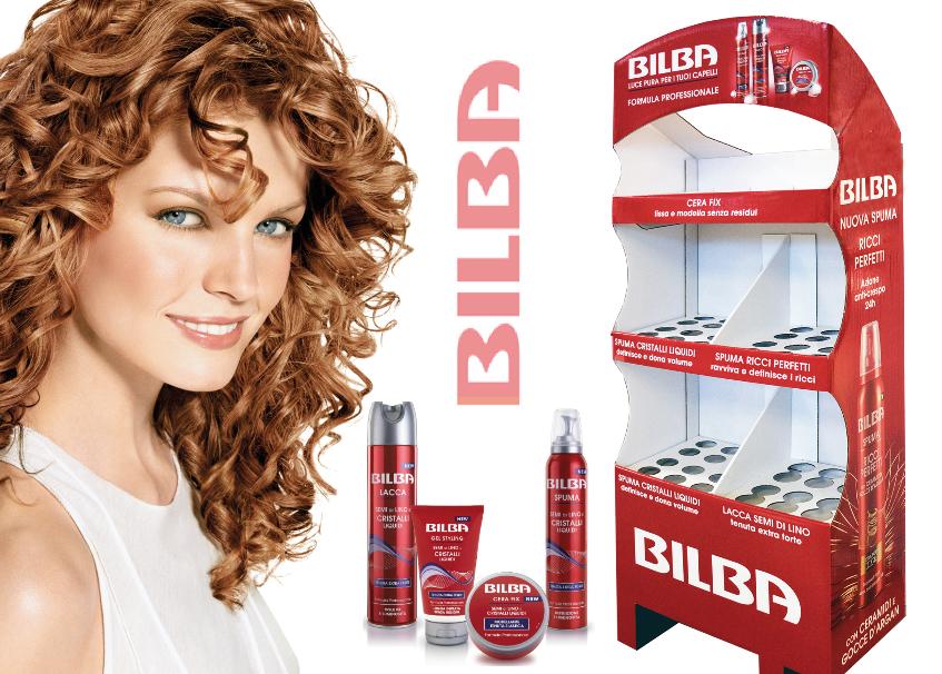 Bilba sceglie Lic Packaging per il design, la progettazione e lo sviluppo dell'espositore da terra della linea Ricci Perfetti.