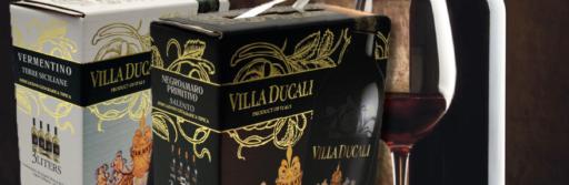 """Angelo Rocca sceglie Lic Packaging per la progettazione, lo sviluppo e la realizzazione delle sue nuove """"Bag In Box""""."""
