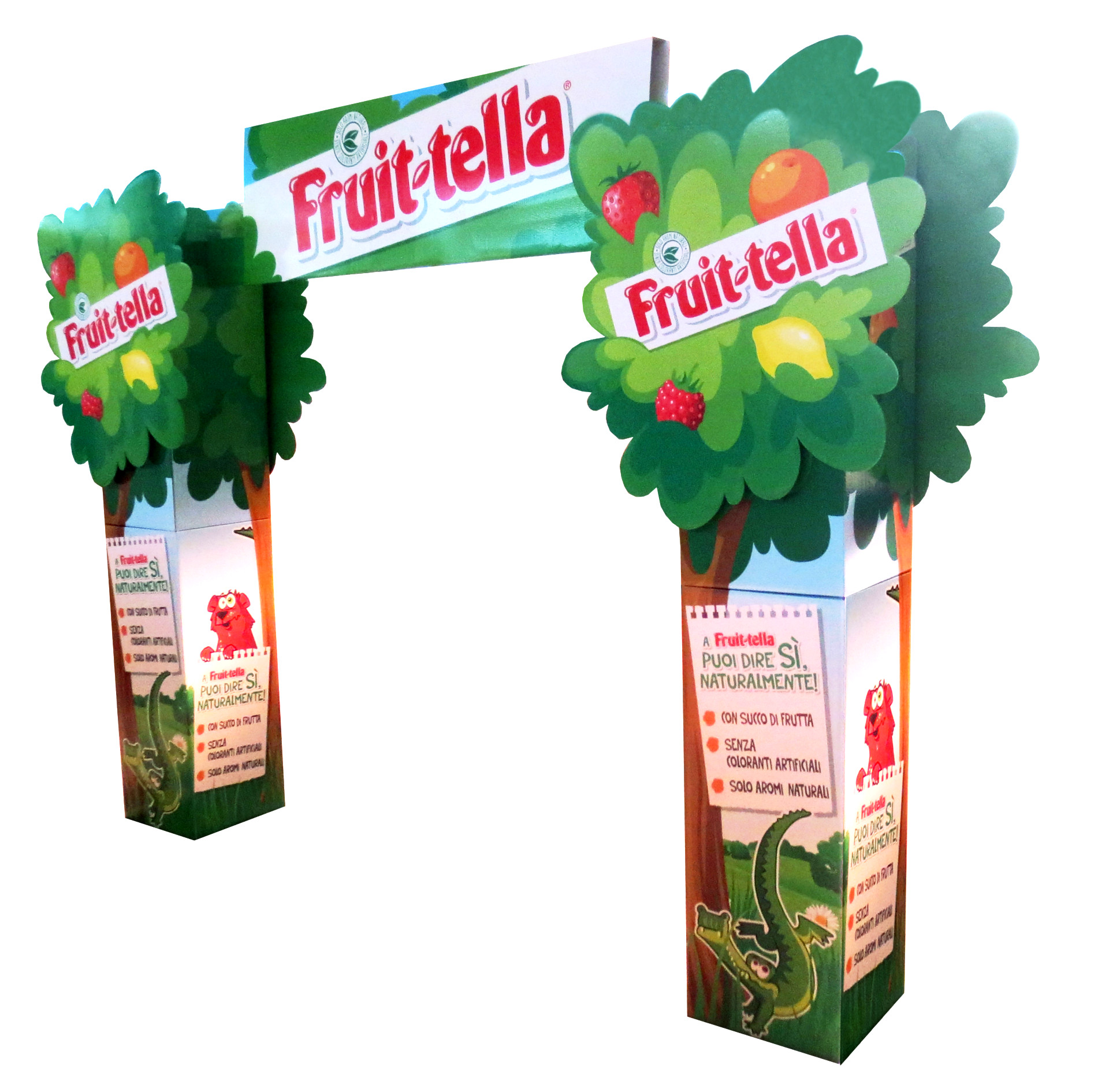Espositore Fruit-Tella
